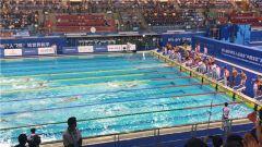 金牌年年有 今天特别多!男子4×200米自由泳接力赛中国队破纪录夺冠!