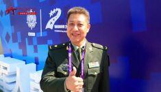 军运会开幕式上的苏轼饰演者艾宁带你一起观军事,知天下!