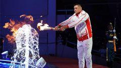 軍人的榮耀 祖國的榮光——訪第七屆世界軍人運動會火炬手中的中國軍隊運動員