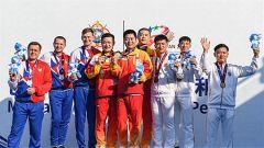 【直通军运会】中国队获得第七届世界军人运动会首金