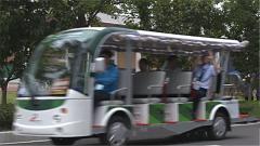 探秘軍運會:環保又便捷 軍運村里必不可少的交通工具是什么?
