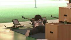 【直通軍運會】我軍選手獲女子50米步槍臥射團體銅牌