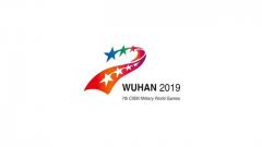 軍運會馬術比賽中國選手獲得單場第四