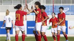 【微觀軍運】中國八一女足碾壓全場 全勝晉級闖入半決賽