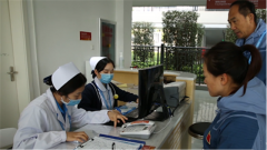 """探秘軍運會:紅外光線測體溫 醫療中心有這樣的""""黑科技"""""""