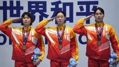 【第一军视】军运会第四比赛日精彩回顾:中国队再创佳绩实力霸榜