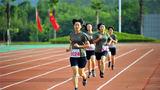 女子3000米跑