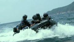 【探秘军运会海军五项】这个障碍跑太难了 305米要通过10个障碍