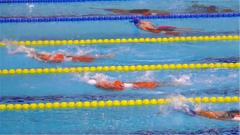 探秘军运会:更实用也更好看 中国队在水上救生比赛中表现出色