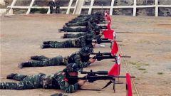 高手对决:武警部队特战队员集训在滇展开