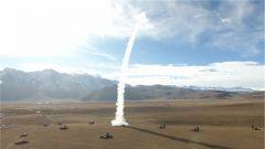 西藏:跨昼夜远程机动防空演练 检验部队应急应战水平