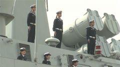 海军第三十二批护航编队圆满完成任务 返回舟山