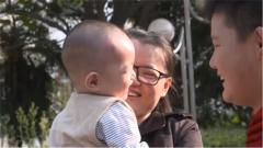 """刚满3个月的孩子突发疾病 军嫂却对在外维和的丈夫说了""""谎"""""""