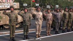 国防部:新式迷彩服将按计划陆续配发全军部队
