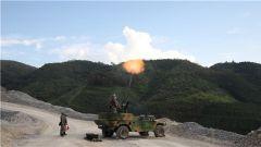 快速机动 战法合理 精准打击 南部战区某边防旅开展实弹射击训练