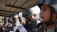 """第七届陆军国际学员周:17国军校学员共同体验""""中国连"""""""