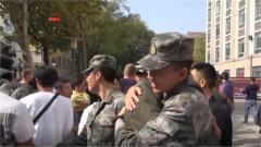 记者连线:第七届陆军国际学员周落幕