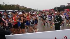 2019北京马拉松赛安全落幕