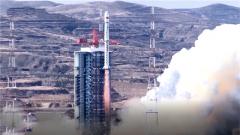 我国成功发射高分七号卫星:中国首颗民用级光学传输型立体测绘卫星