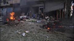 叙北部边境城镇发生汽车爆炸 致多人死伤