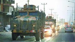 土耳其指认库武关联叙北部袭击 库武反指土方作乱