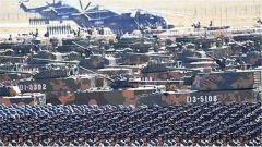 """数十个""""首次""""和""""第一""""见证中国军队70年跨越式发展"""