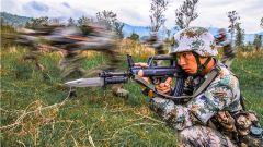 一切为了胜利!陆军第75集团军某旅开展实战化训练