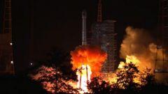 【独家视频】我国成功发射第四十九颗北斗导航卫星