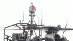 美国等多国海军在阿拉伯海举行反雷演习