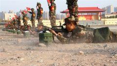新兵成长日记:首次实弹射击  打响军营第一枪