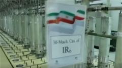 """【伊朗""""大幅突破""""核协议 引发多方关注 】俄外长:伊朗没有违反《不扩散核武器条约》"""