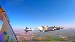 空軍發布宣傳片《我愛祖國的藍天》 展現70年戰斗榮光