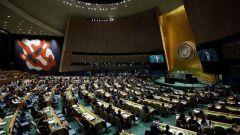 联大通过决议再次敦促美国终止对古巴封锁