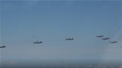 【庆祝人民空军成立70周年】 体系化新型战机承载大国梦想
