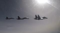 直击歼-11B高强度自由空战训练
