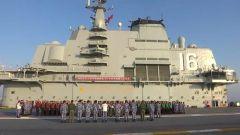 海军自主培养舰载战斗机飞行员已成体系