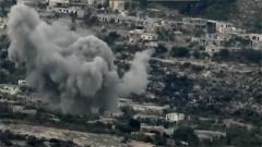 未來在敘利亞戰火會在哪里燃起?吳大輝:伊德利卜