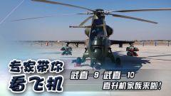 《论兵》专家带你看飞机·武直-9 武直-10 直升机家族来啦!