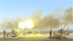 新疆军区某师:千里机动 跨昼夜实兵实弹演练