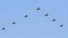 """【第一军视】""""双十一""""遇上""""空军节"""" 你""""采购""""的战机已经发货了!"""
