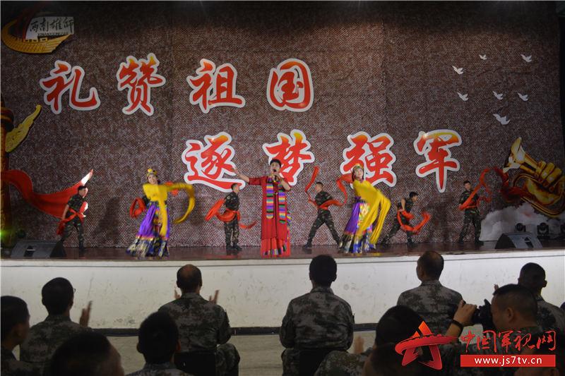 军旅歌唱家:郭瓦加毛吉老师精彩演唱
