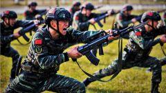 """没有最强 只有更强!武警来宾支队""""冬季大练兵""""活动火热开展"""