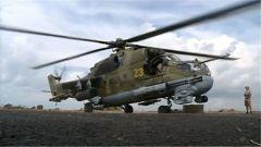 俄军直升机开始巡逻叙利亚北部地区