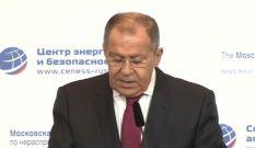 俄外长:全球战略安全面临空前危机