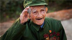 【第一军视】九死一生!他是深藏功与名的百岁老兵