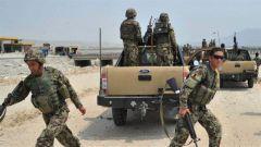 36名反政府武装分子向阿富汗政府投降