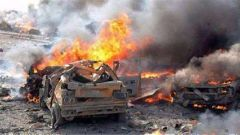 叙利亚北部发生汽车爆炸致5死17伤