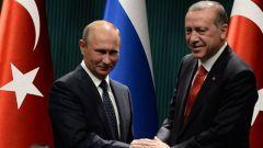 俄土总统电话讨论双边合作和叙利亚问题