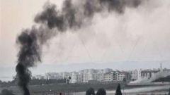 叙政府军与土耳其军队在叙北部交火