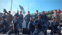 《和平焰火,我們點燃!》我們是中國空軍地空導彈兵!